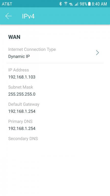 Cannot get port forwarding to work on Deco M5 - TP-Link SOHO