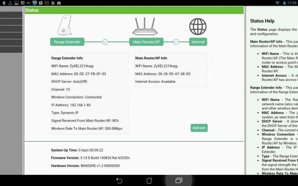 TP link TL-WA850RE no internet ? - TP-Link SOHO Community