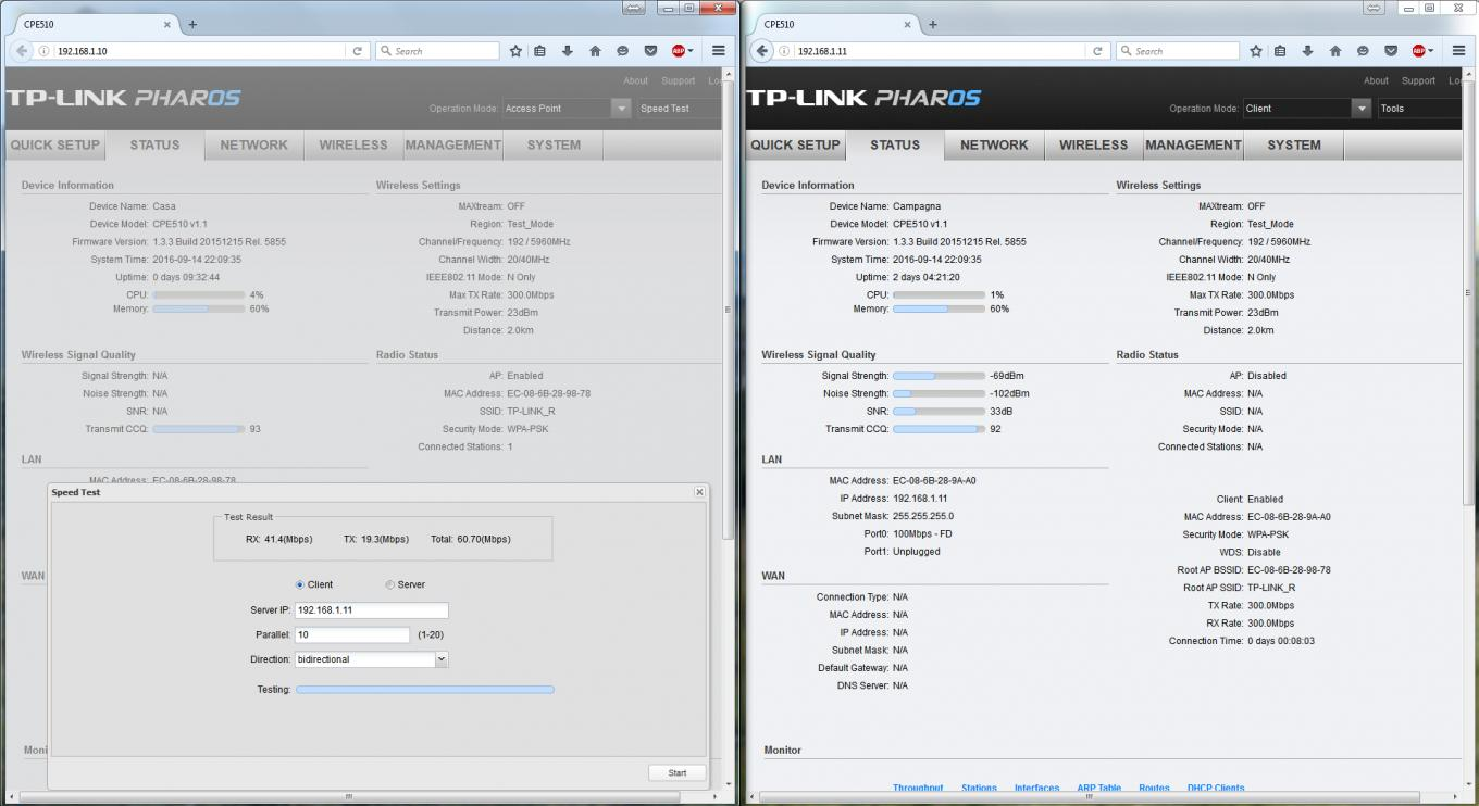 CPE510 Lower Speed Test - TP-Link SMB Community
